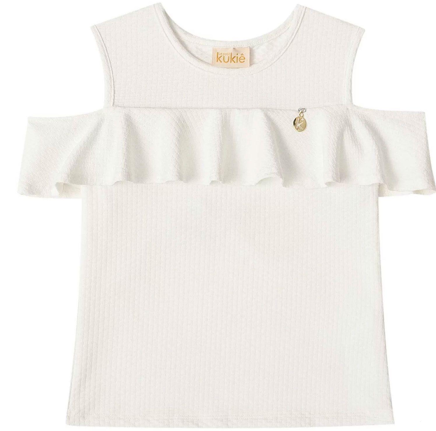 BLUSA INFANTIL KUKIE REF:36811 1/4