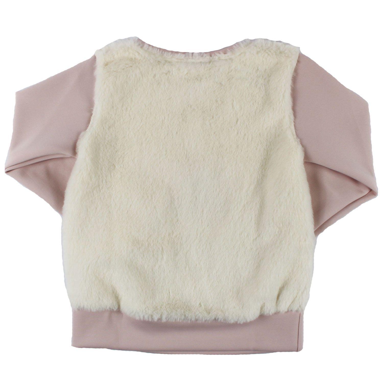 BLUSA INFANTIL MANGA LONGA ESTAMPADO KIKI XODO REF:5549 6/12