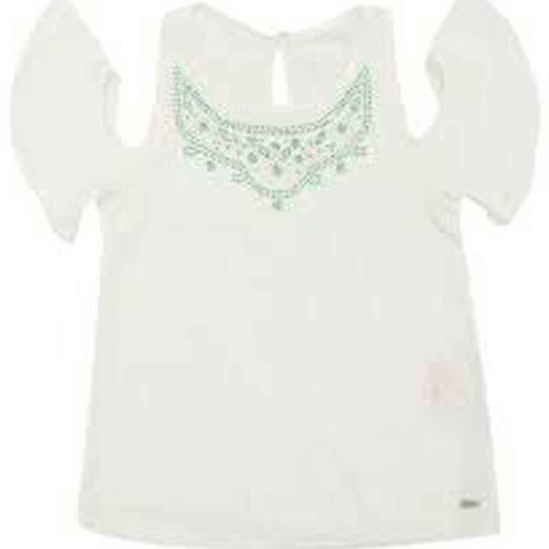 BLUSA INFANTIL MARISOL MANGA CURTA REF:10312287 10/16