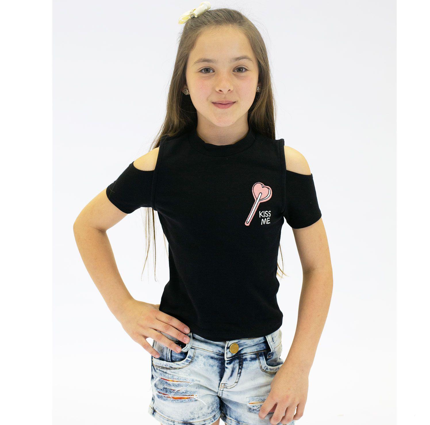 BLUSA INFANTIL YOUNG REF:23296 XP/G