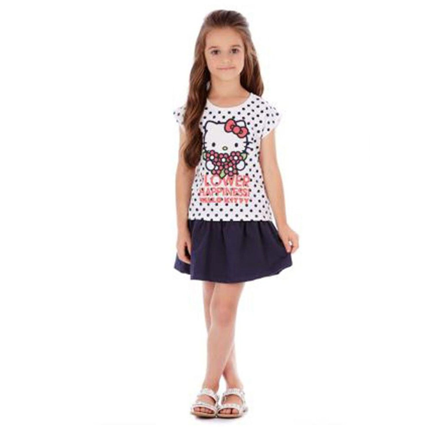 BLUSINHA HELLO KITTY REF:87674 4/8