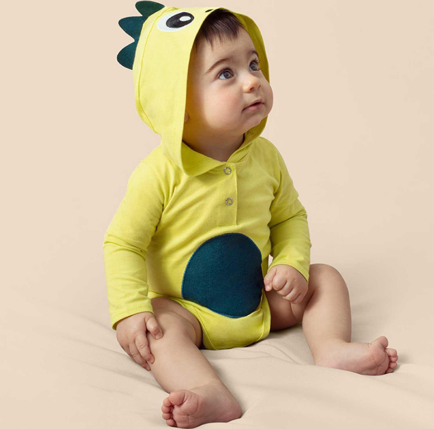 BODY DINOSSAURO BRANDILI BABY REF:53538 P/G