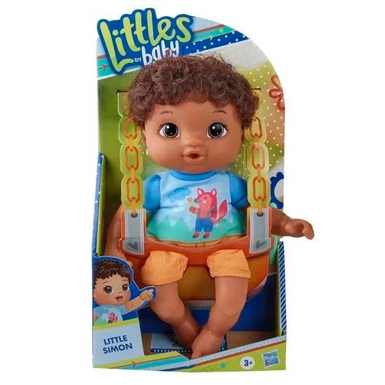 BONECA BABY ALIVE LITTLE SIMON HASBRO REF:E8407 3 ANOS+