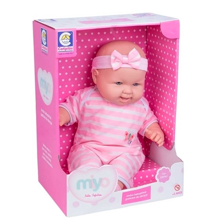 BONECA INFANTIL MIYO COTIPLAS REF:2247