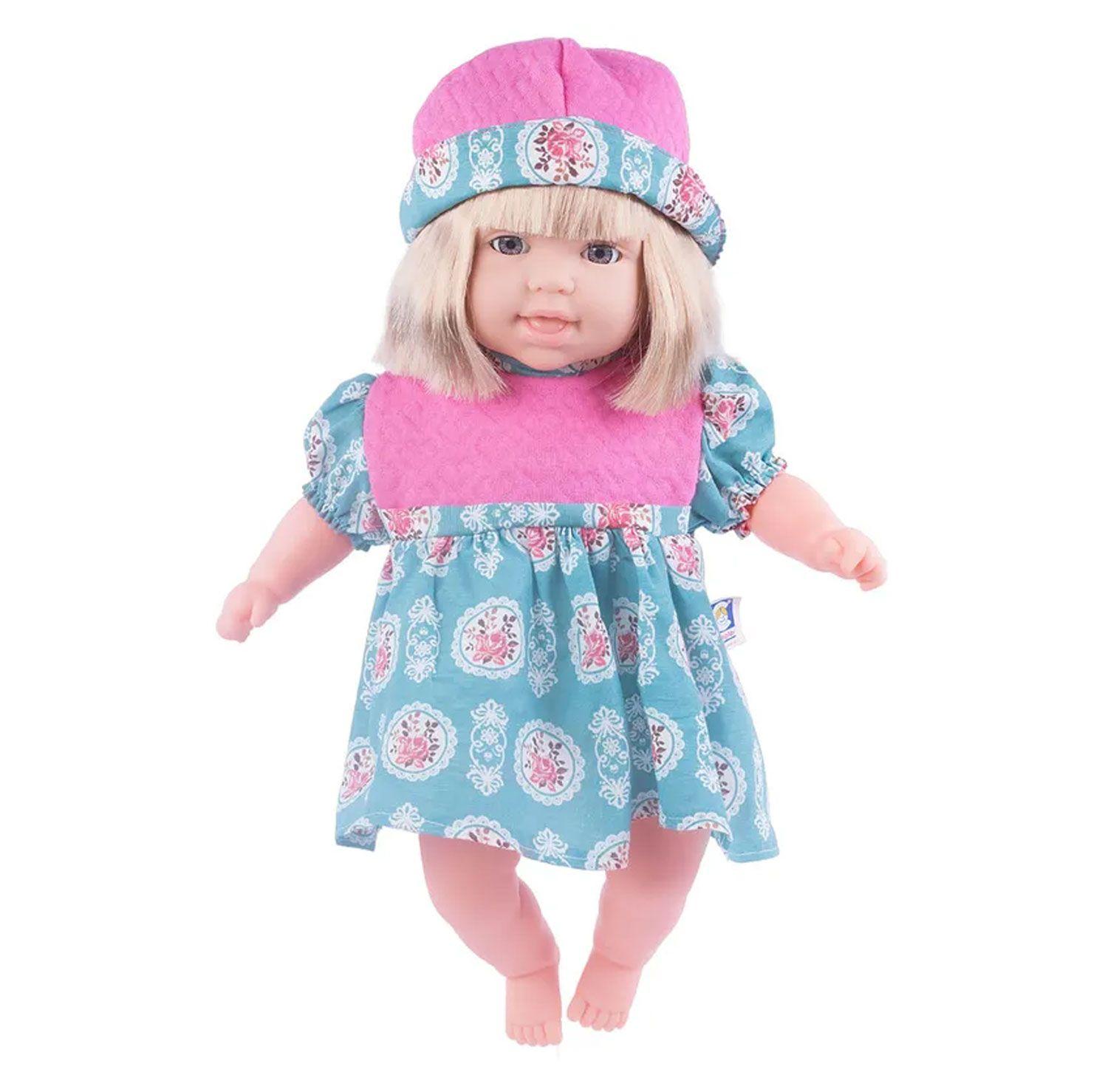 BONECA LIFE BABY CANTA E RECITA COTIPLAS REF:2163