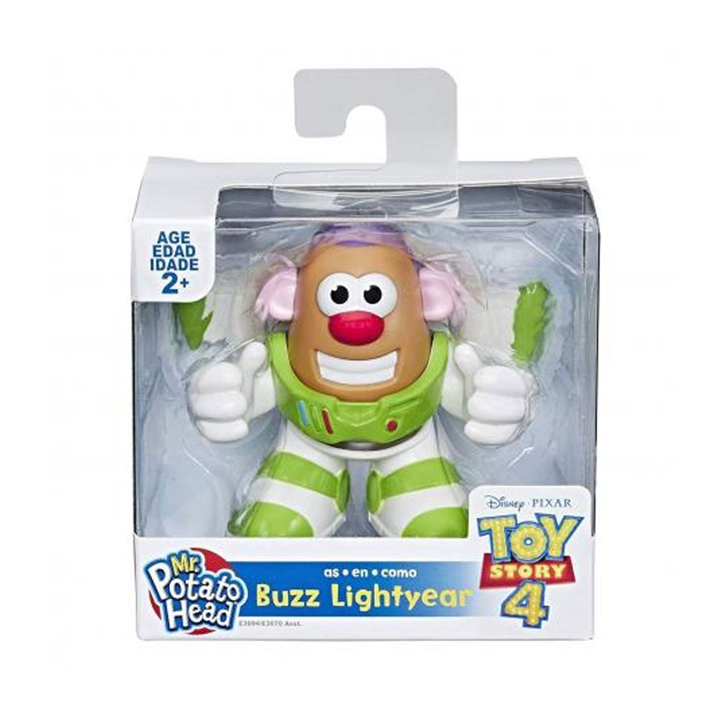 BONECO BUZZ MR POTATO HEAD TOY STORY 4 HASBRO REF:3070