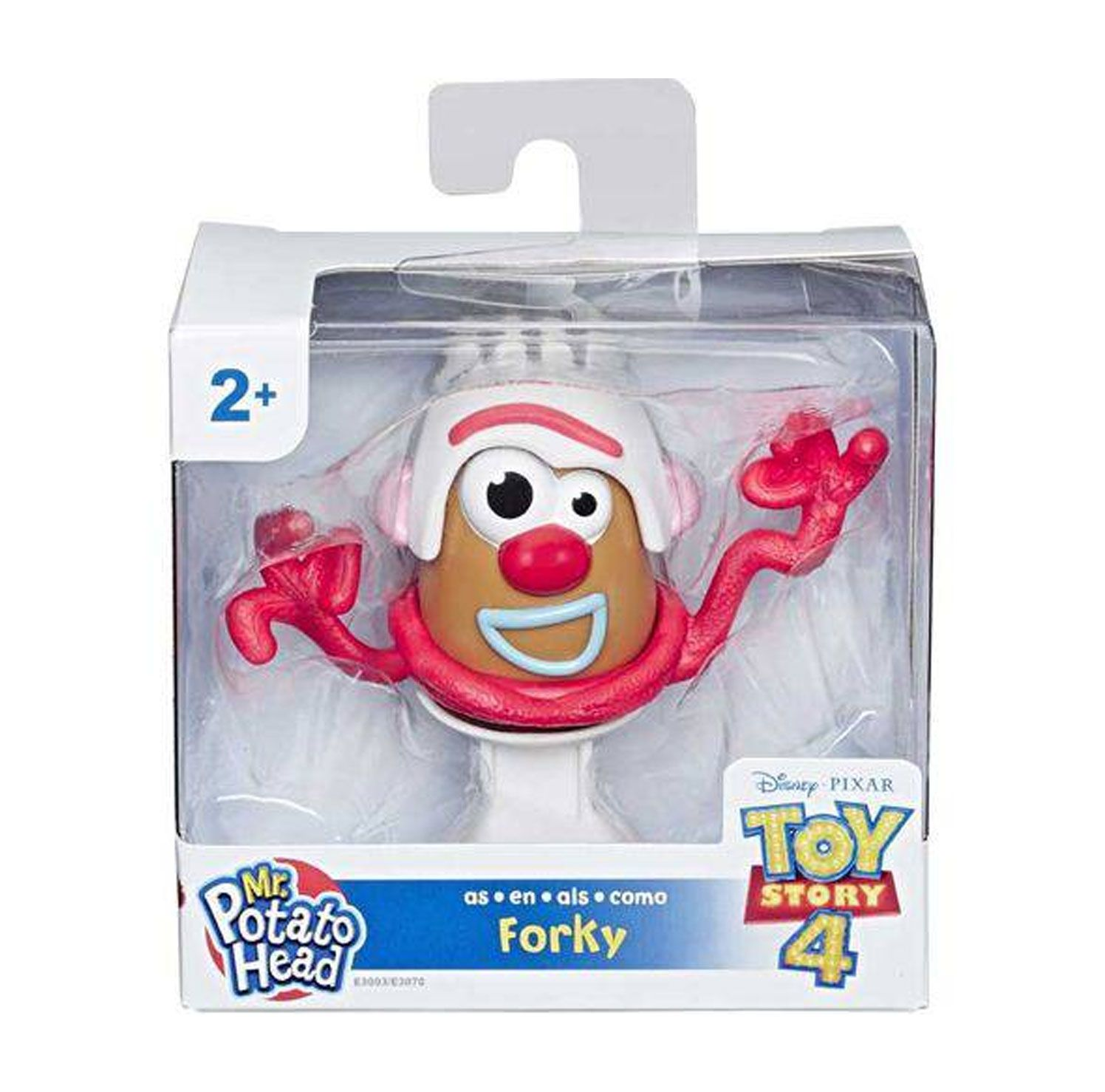 BONECO FORKY MR POTATO HEAD TOY STORY 4 HASBRO REF:3070