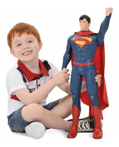 BONECO SUPERMAN BANDEIRANTE REF:8096
