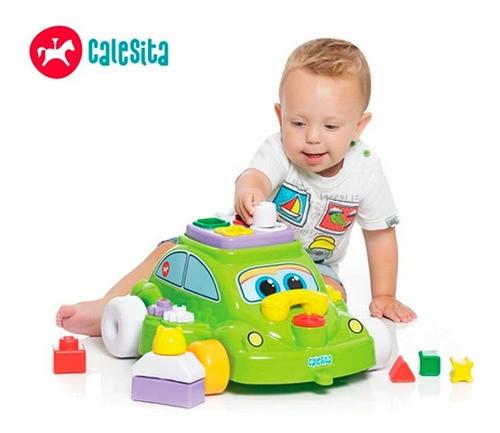 CARRINHO INFANTIL ENCANTADO TATETI REF:705 12 M+