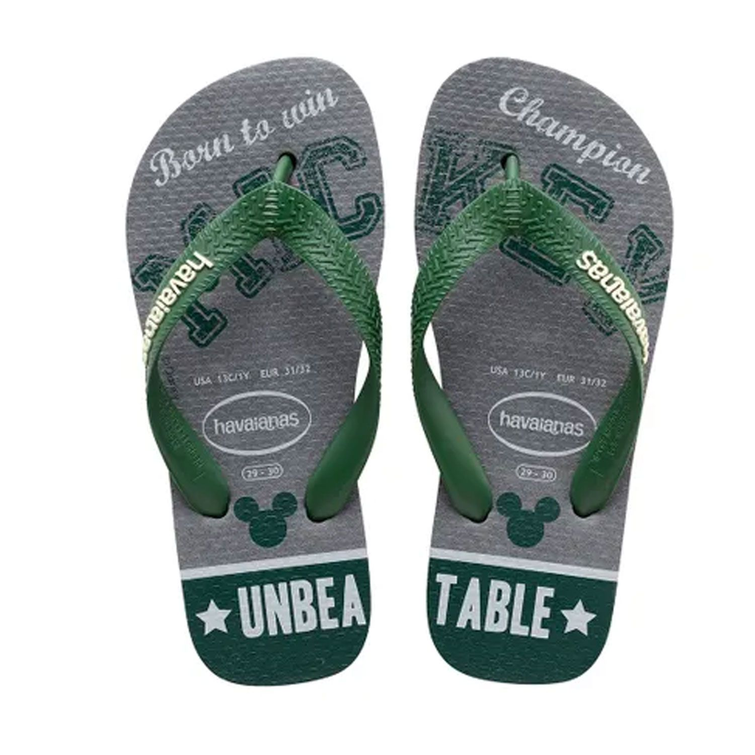CHINELO INFANTIL MICKEY MOUSE HAVAIANAS REF:5178 25/34