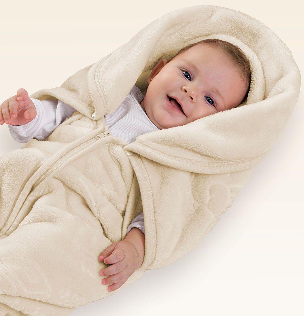 COBERTOR MICROFIBRA BABY SAC TOUCH TEXTURE JOLITEX REF:0701999