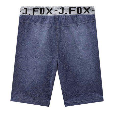 CONJUNTO MALHA DENIM COM ELASTANO ESTAMPADO JOHNNY FOX REF:29775 6/12