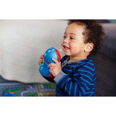 COPO INFANTIL COM CANUDO DINOSSAURO 200ml AVENT REF:796/01
