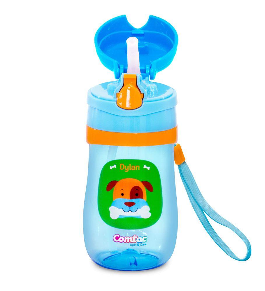 COPO INFANTIL TAMPA ANTIVAZAMENTO CACHORRO COMTAC 1A+ REF: 54114058