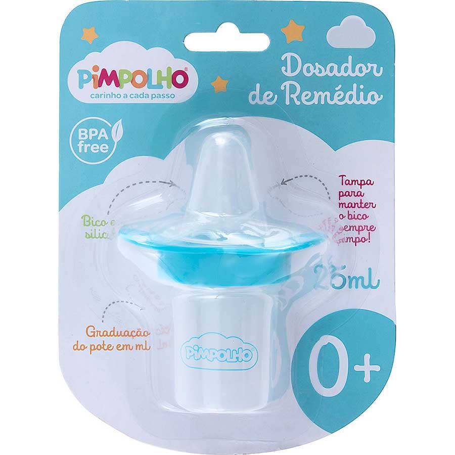 DOSADOR DE RÉMEDIO INFANTIL PIMPOLHO REF:8895