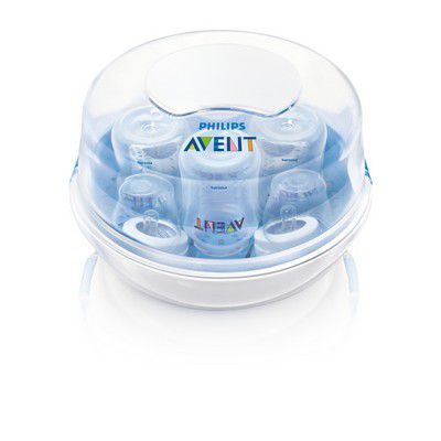 ESTERILIZADOR A VAPOR PARA MICROONDAS AVENT REF:SCF281/02 0 BPA