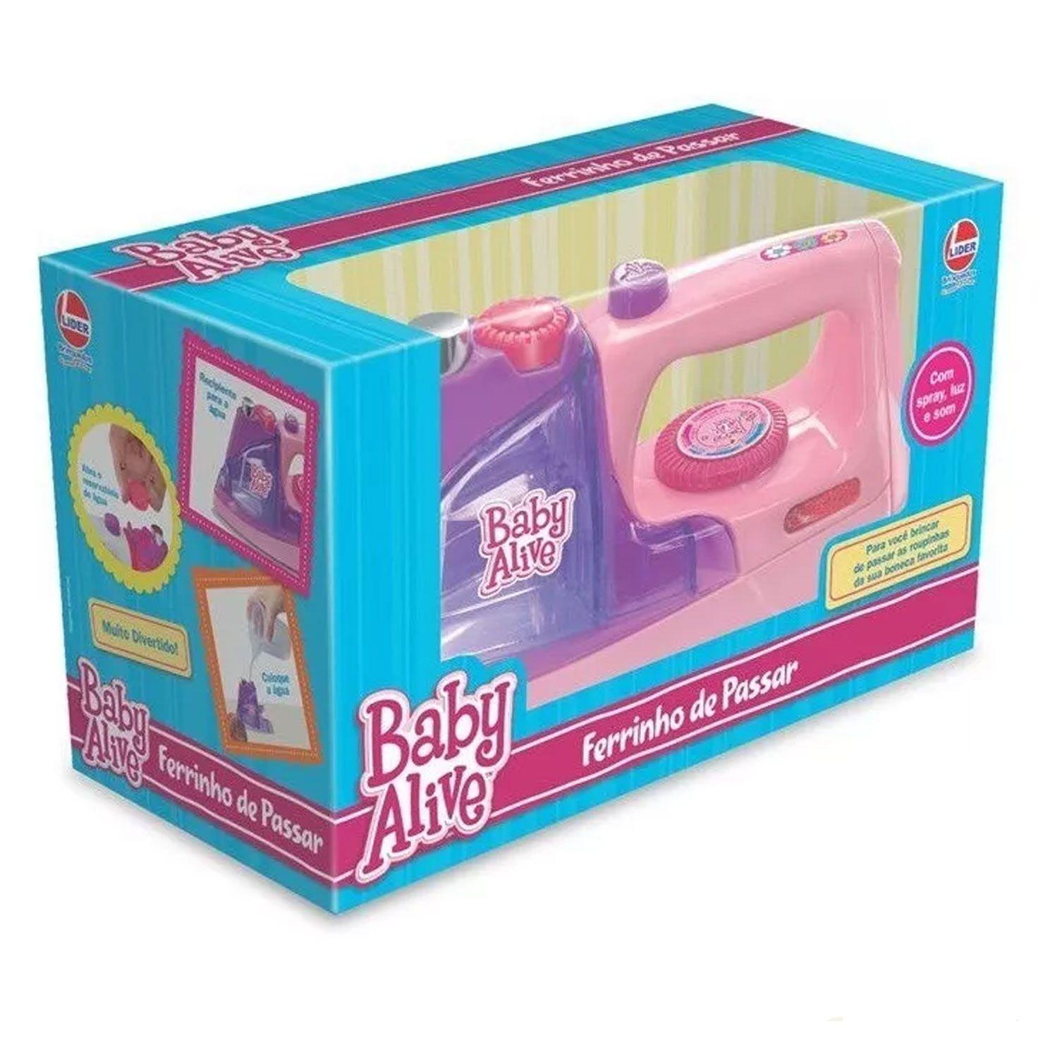 FERRO BABY ALIVE LIDER REF:2491