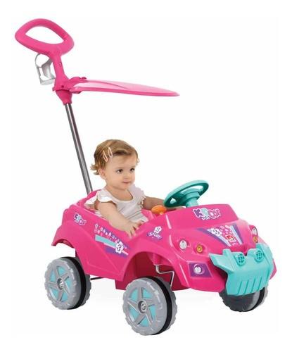 KID CAR SPORT PASSEIO BANDEIRANTE +12 MESES REF:581