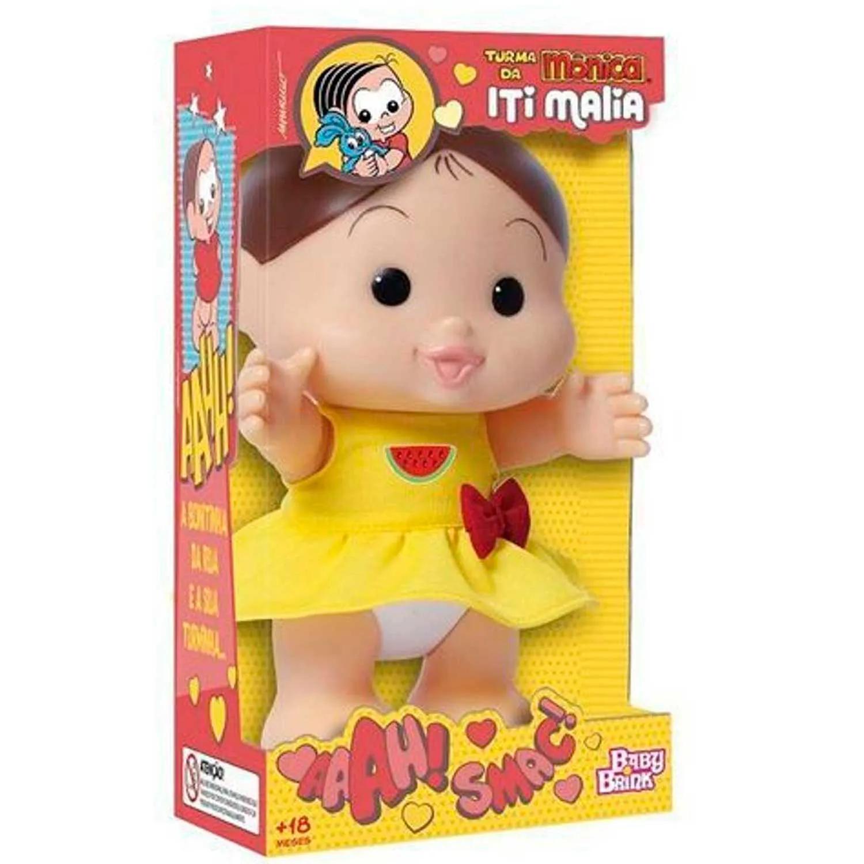 MAGALI ITI MALIA BABY BRINK REF:1022 18 + MESES