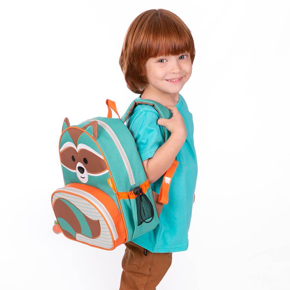 MOCHILA LETS GO! GUAXINIM INFANTIL COMTAC REF:52104157