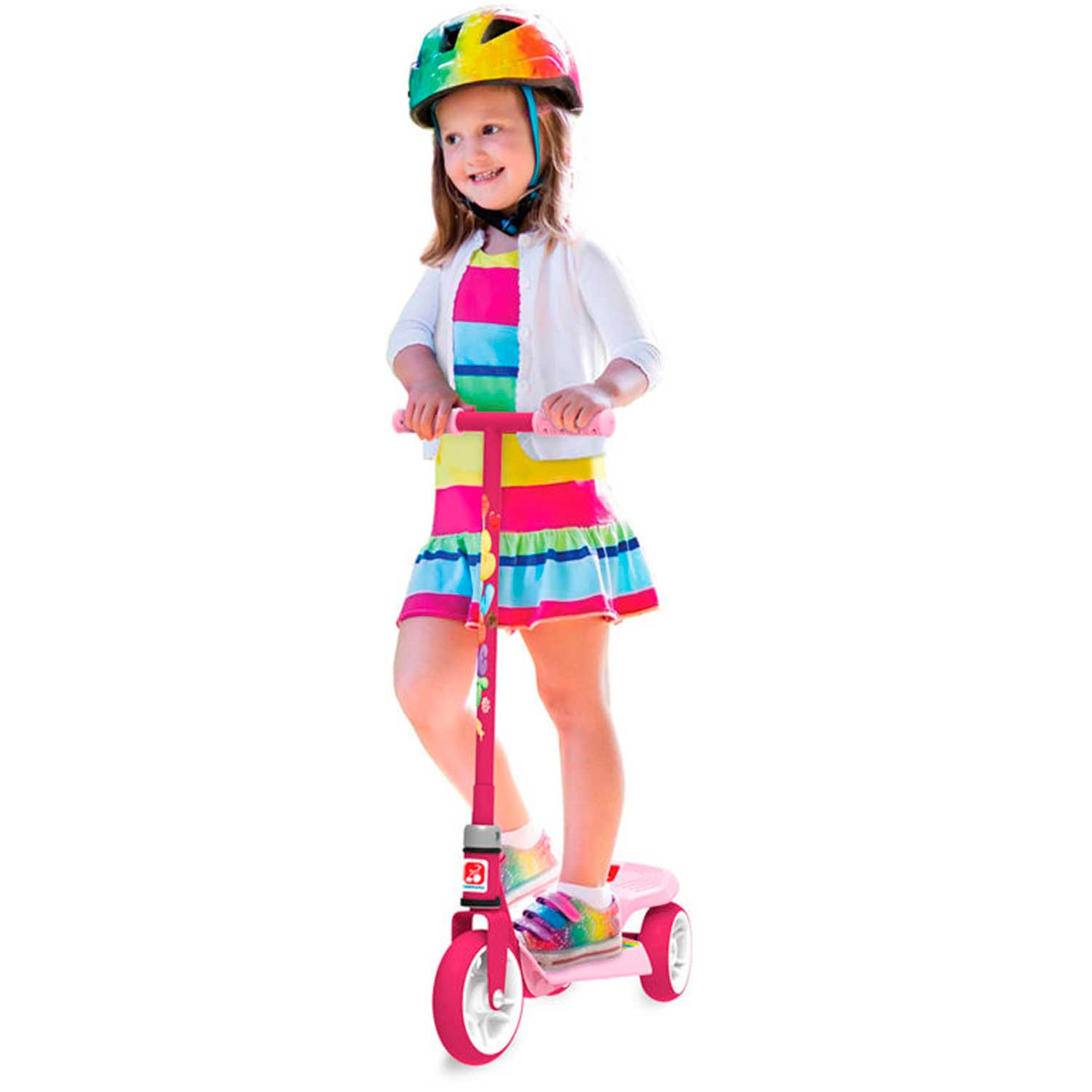 PATINETE SWEET GAME BANDEIRANTE REF:1561