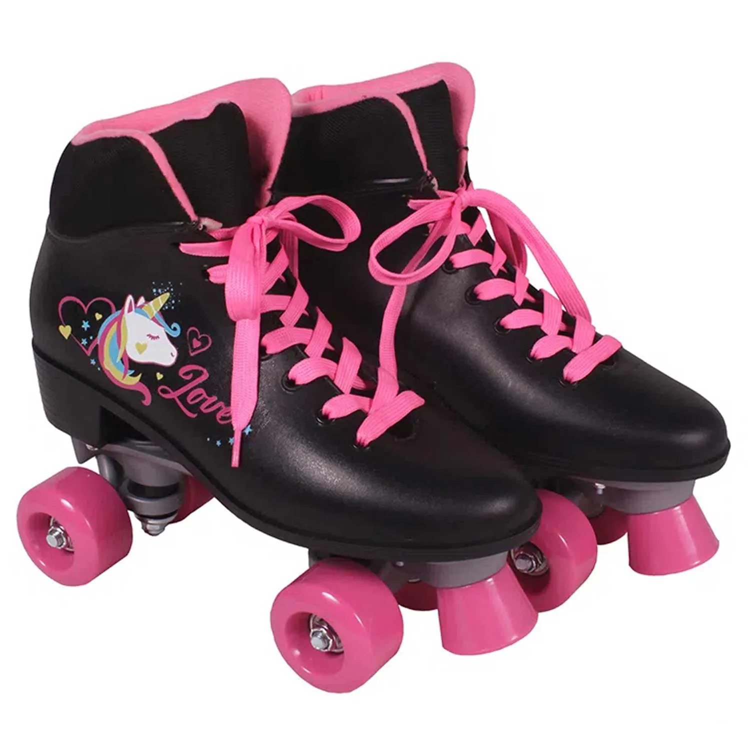 PATINS QUAD LOVE UNICÓRNIO BEL FIX REF:383600 TAM:36