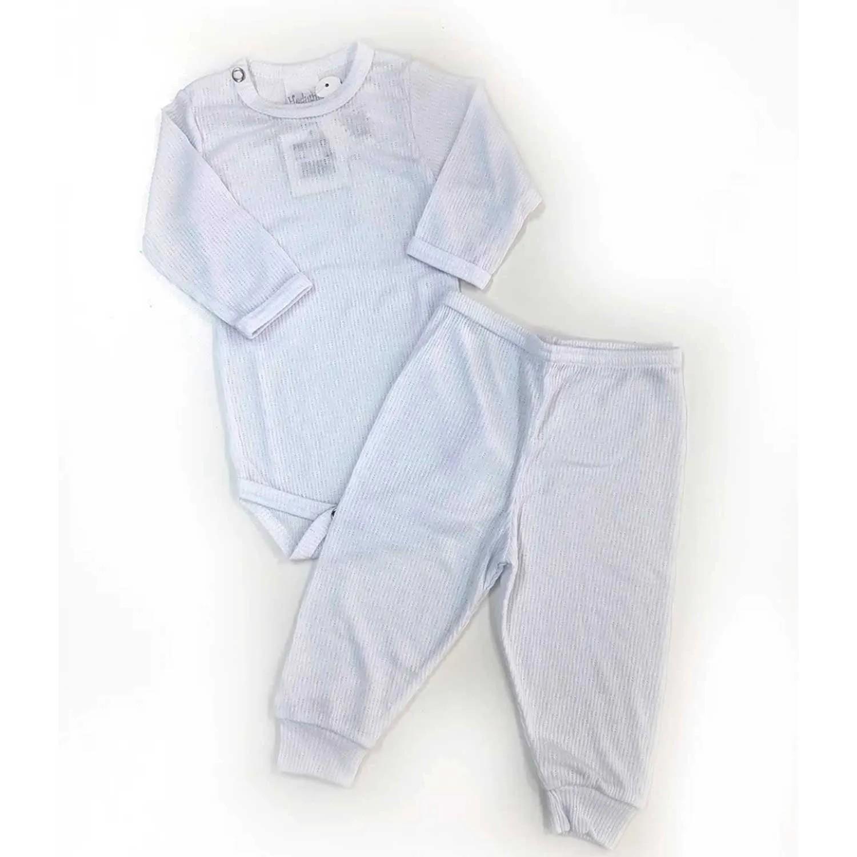 PIJAMA INFANTIL COM BODY HEDUTHI REF:121 RN/GG