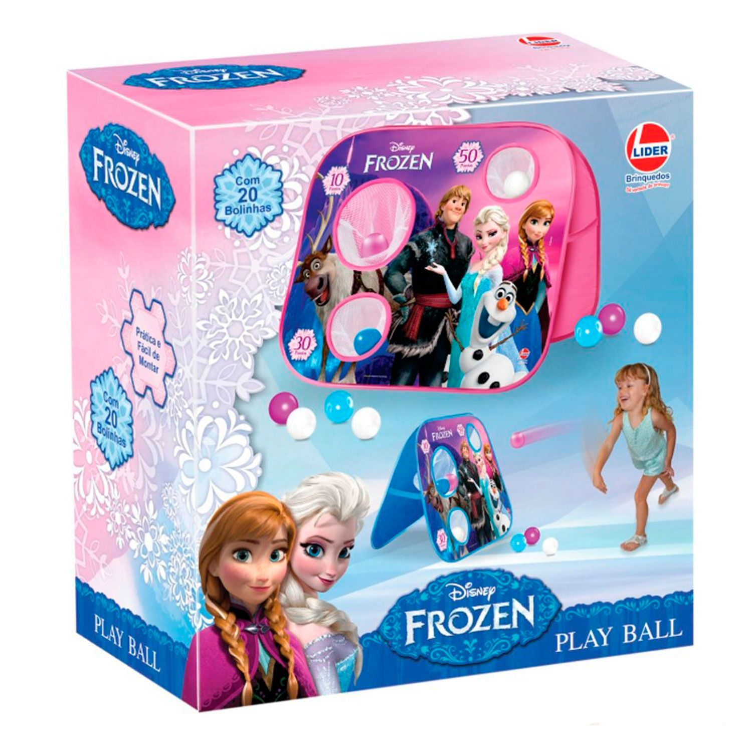 PLAY BALL DA FROZEN LIDER REF:2282