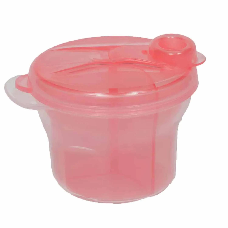 POTE PARA LEITE EM PÓ BPA FREE DIVISÓRIA REMOVÍVEL BUBA REF:7761