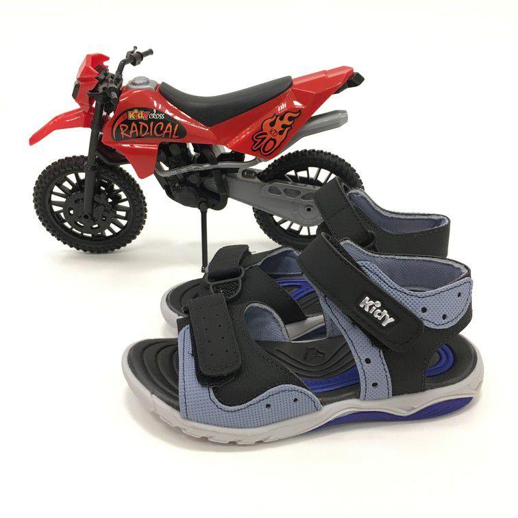 SANDALIA INFANTIL COM MOTO KIDY WAVE REF:4622577 25/30