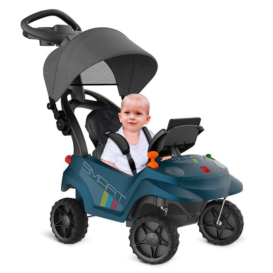 SMART BABY COMFORT INFANTIL TRIPLA FUNÇÃO BANDEIRANTE REF: 537
