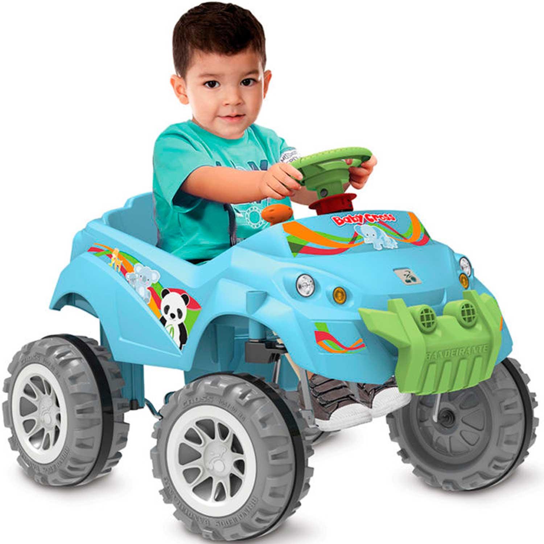 SMART BABY CROSS PASSEIO A PEDAL BANDEIRANTE +12 MESES REF:572