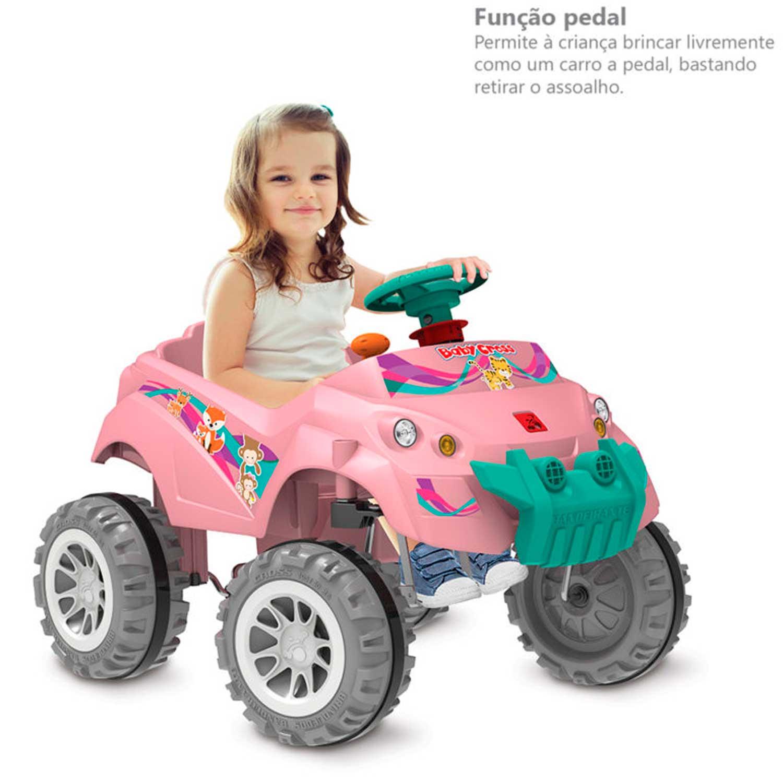 SMART BABY CROSS PASSEIO A PEDAL BANDEIRANTE +24 MESES REF:573