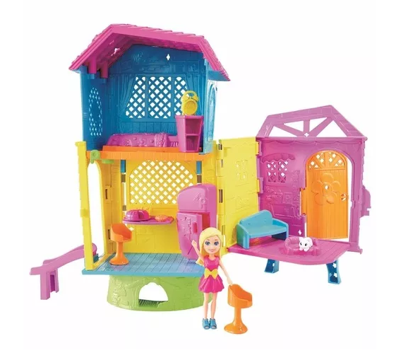 SUPER CLUBHOUSE DA POLLY MATTEL REF:DHW41