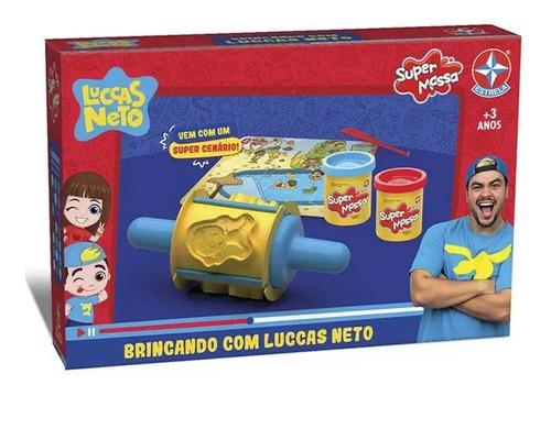 SUPER MASSA BRINCANDO COM LUCCAS NETO ESTRELA REF:1001301400202 3 ANOS+