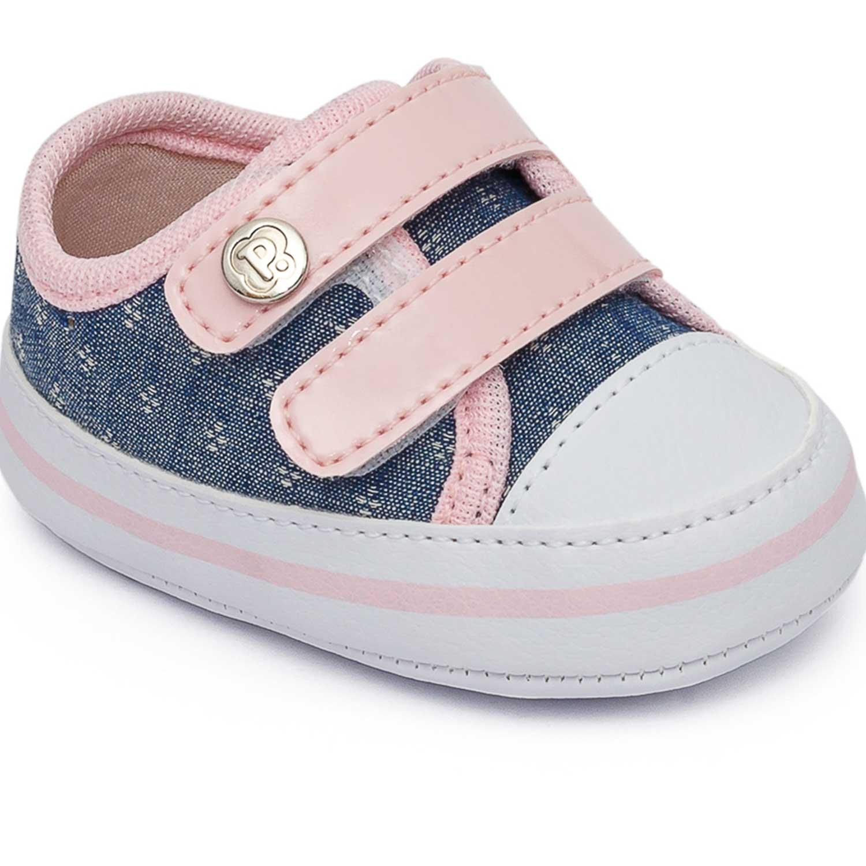 TÊNIS INFANTIL PIMPOLHO FEMININO REF: 16159C 1/4