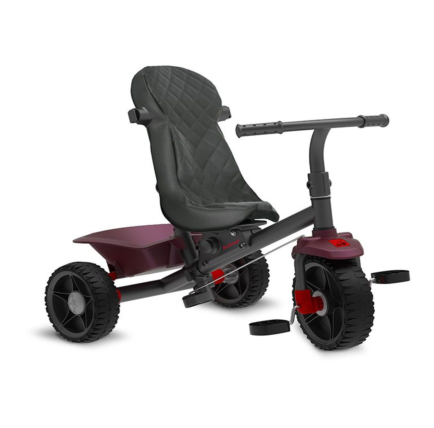 TRICICLO A PEDAL SMART PLUS RECLINÁVEL BANDEIRANTE REF:1311