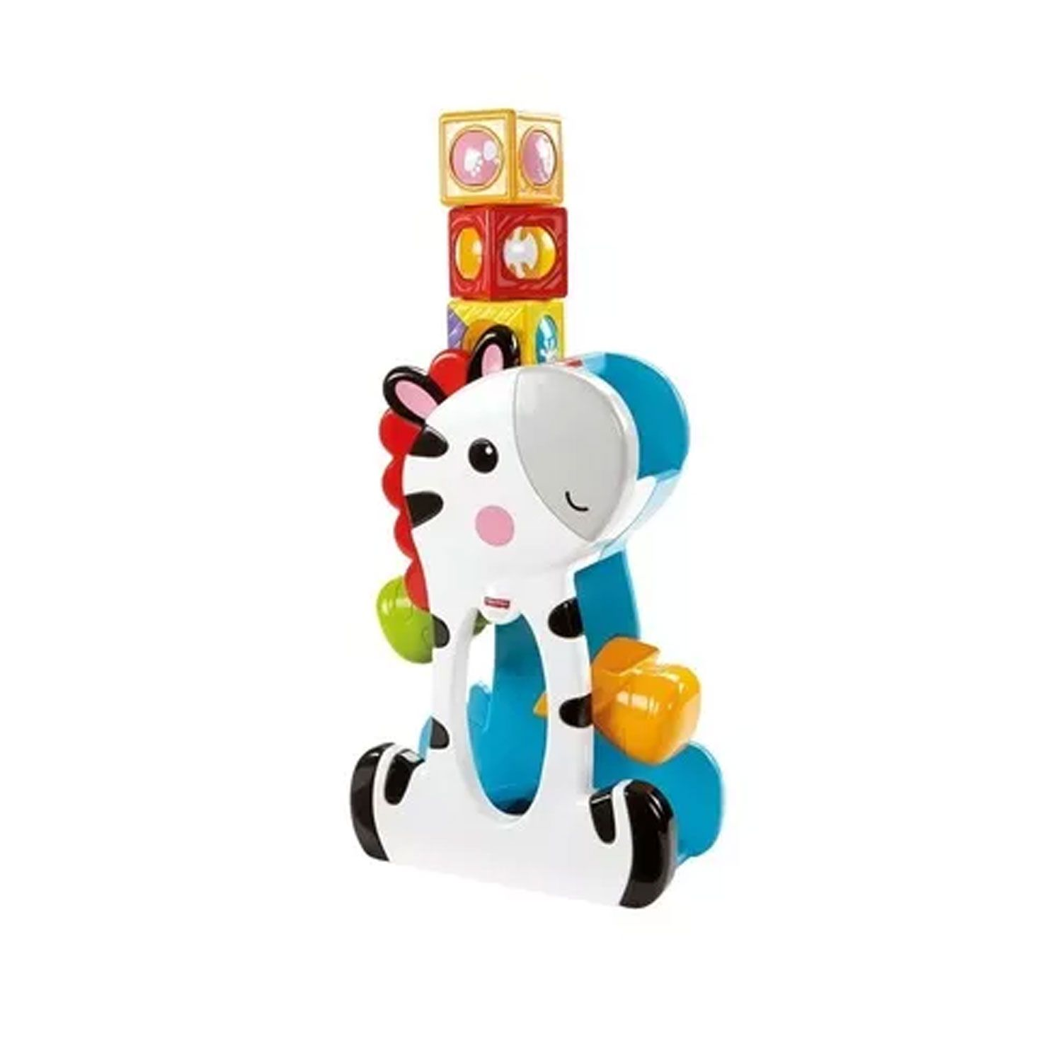 ZEBRA COM BLOCOS FISHER-PRICE MATTEL REF:CGN63
