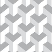 Papel de Parede Geométrico Losangos - PPG0005