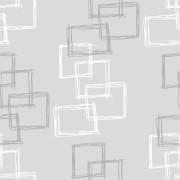 Papel de Parede Geométrico Retângulo 3D - PPG0010