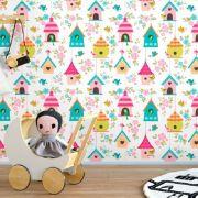 Papel de parede infantil  – ID250925377