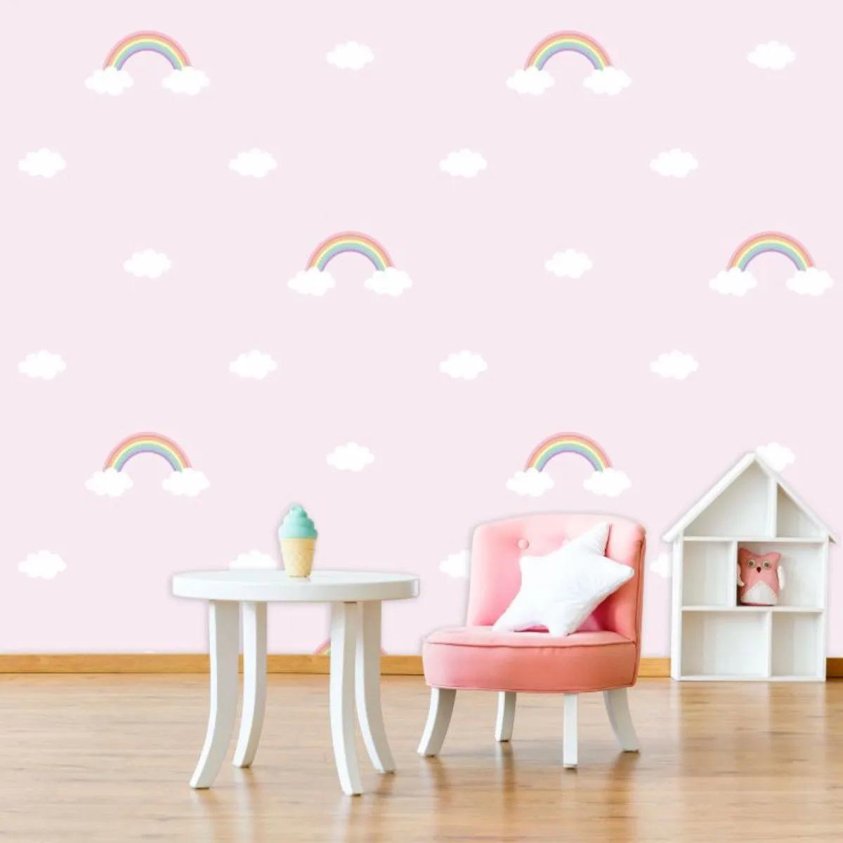 Papel de parede Adesivo Infantil  – PL0001