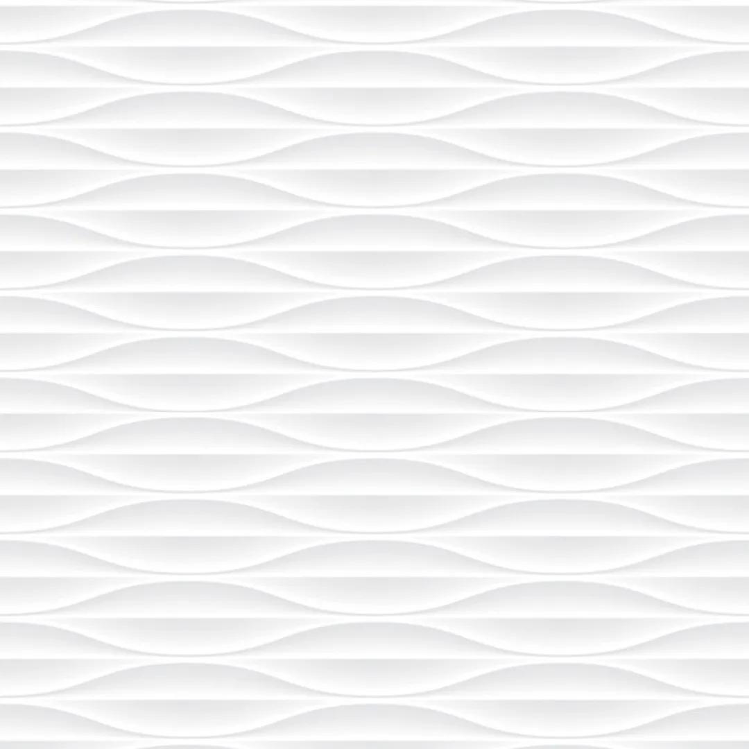 Papel de Parede Geométrico Ondas 3D - PPG0003  - Papel de parede - G3decora