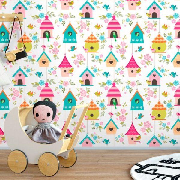 Papel de parede infantil  – ID250925377  - Papel de parede - G3decora