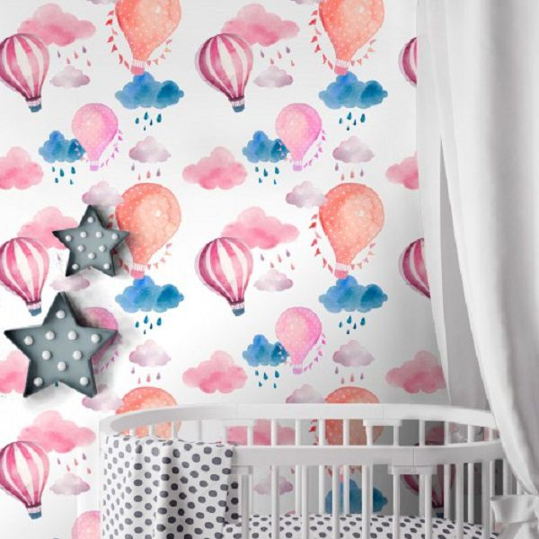 Papel de parede infantil – ID289153877  - Papel de parede - G3decora