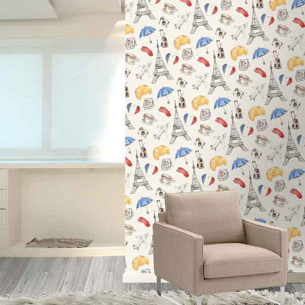 Papel de parede infantil  – ID548049163  - Papel de parede - G3decora
