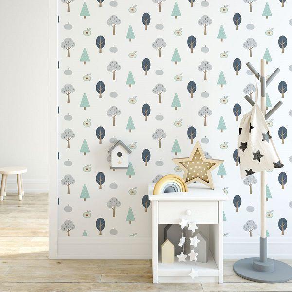 Papel de parede infantil  – ID490105366  - Papel de parede - G3decora