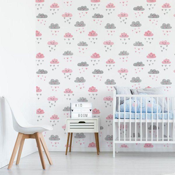 Papel de parede infantil  – ID594324824  - Papel de parede - G3decora
