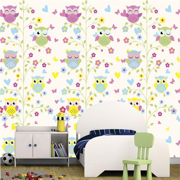 Papel de parede infantil  – ID039000138
