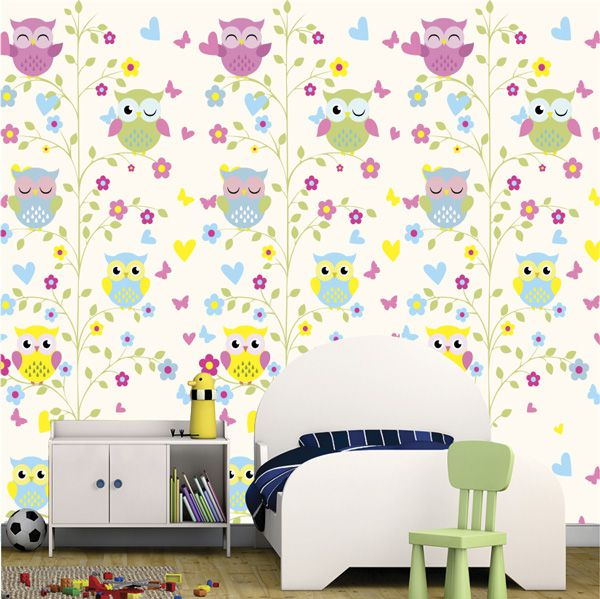 Papel de parede infantil  – ID039000138  - Papel de parede - G3decora
